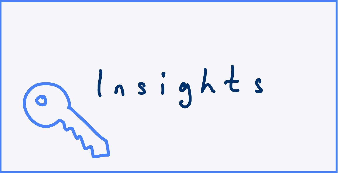 Link to Insights page