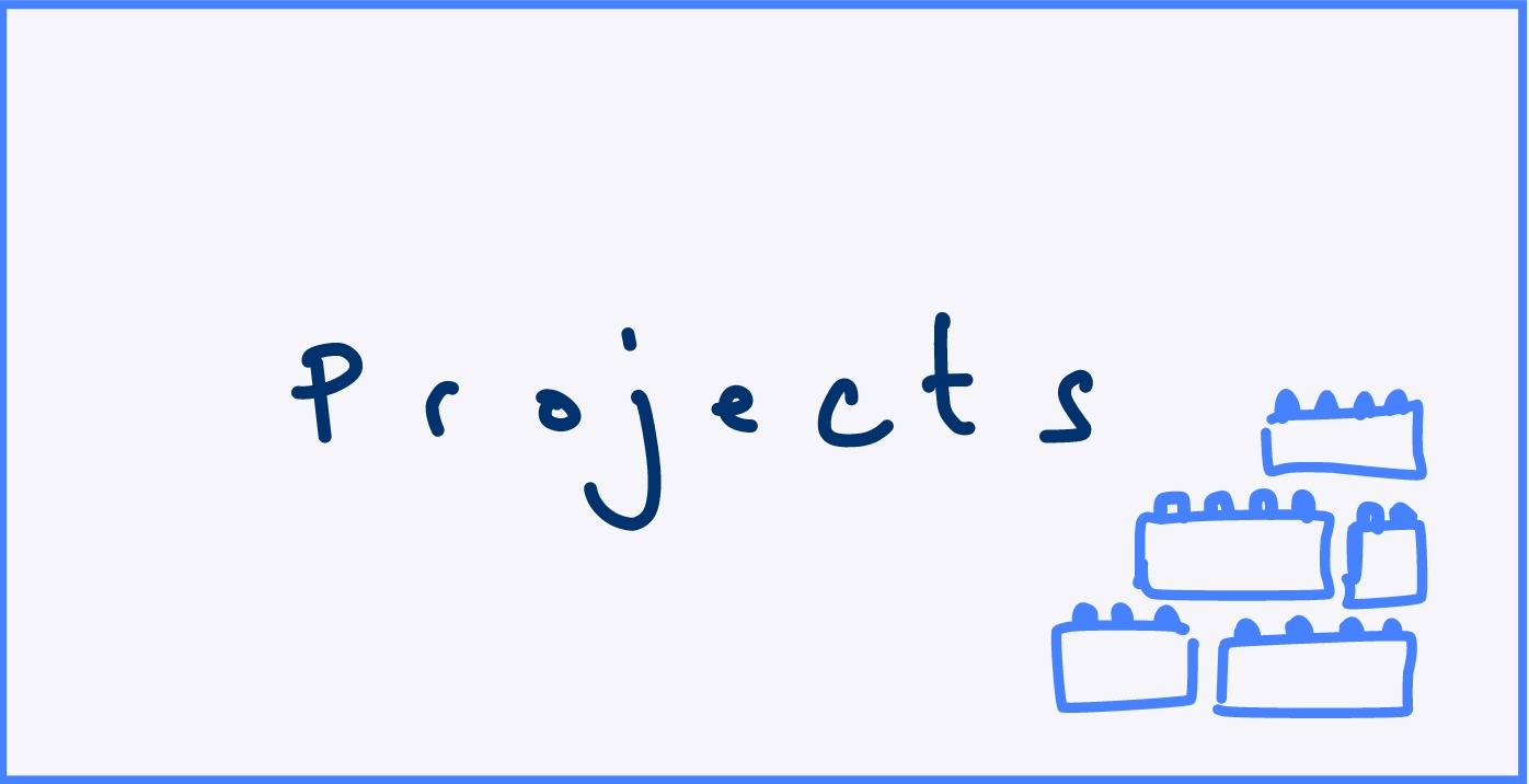 Link to Projects page